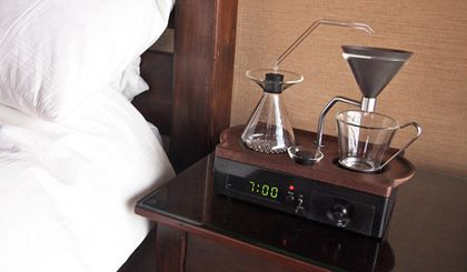 Coffee Wake-Up Call