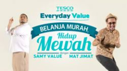 Tesco's Samy Value & Mat Jimat