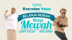Tesco's Samy Value & Mat Jimat