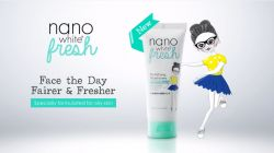 Nanowhite Fresh Launch